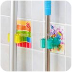 accessories hooks use for bathroom wall mop suction hanging folder sticky hooks