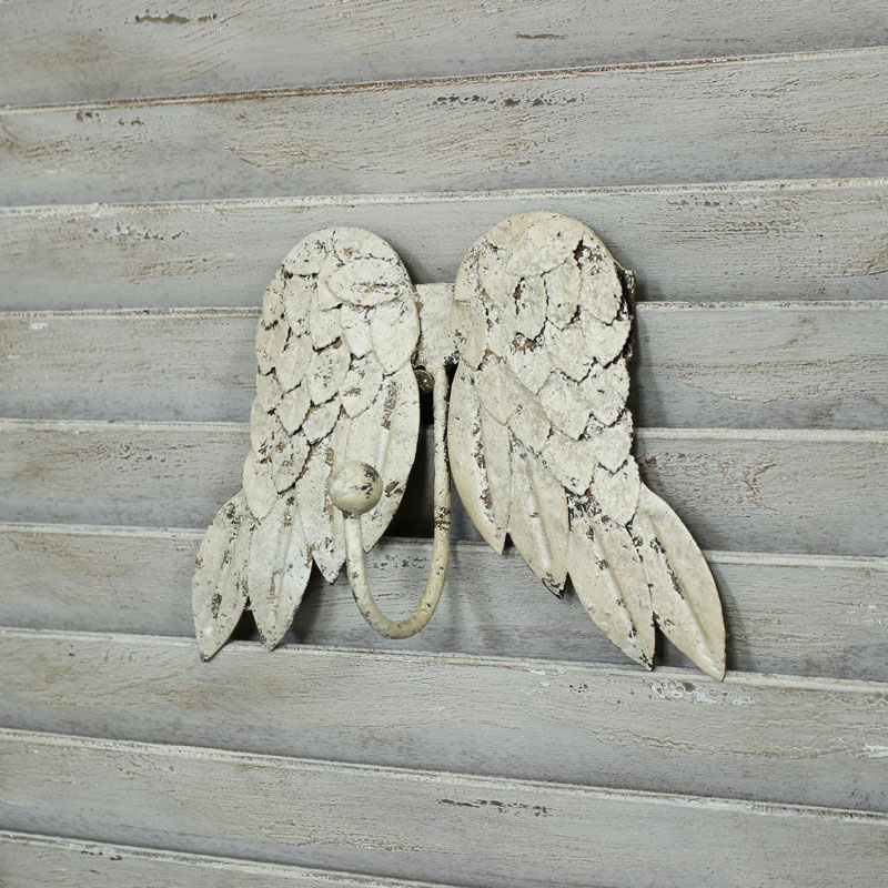 angel wings wall