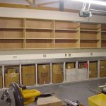 basement sarvasoap Basement Shelving Ideas Units