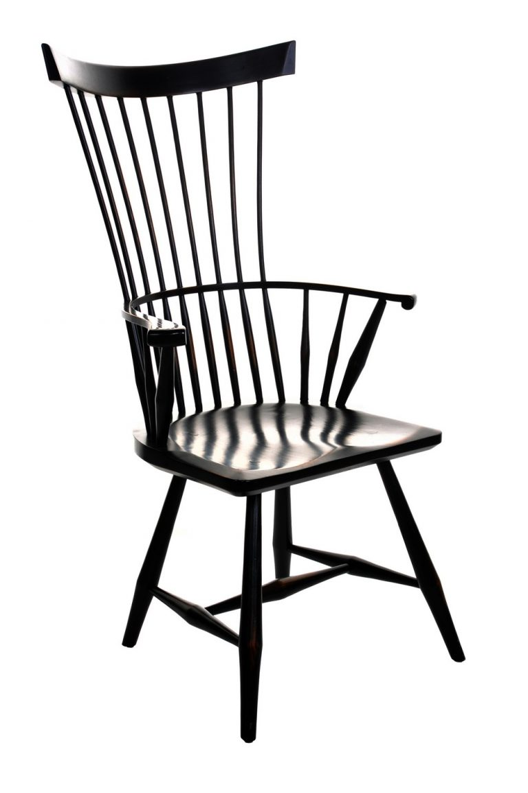The Classic And Modern Touch Of Windsor Chair For Your Home Decohoms