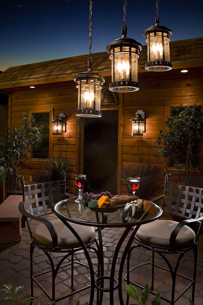 Modern Outdoor Lighting Design: Contemporary Outdoor Lighting For A Stunning Outdoor Area