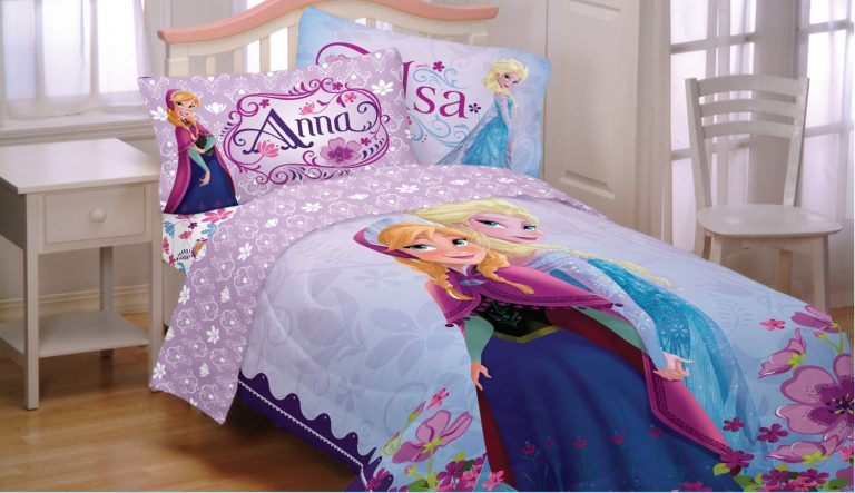 Disney Princess Twin Bedding Set For A Wonderful Gift