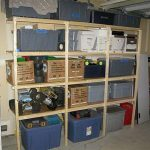 Garage Storage Shelving Ideas