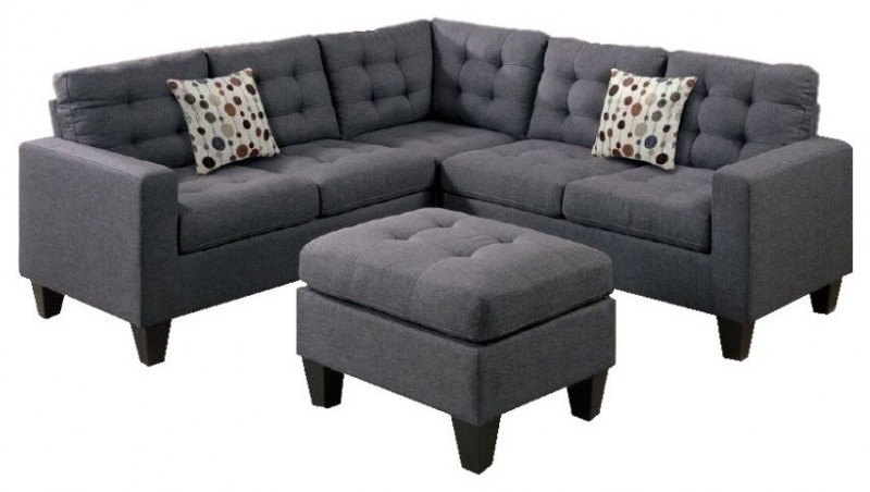Fill Your Small Corner Space With Sectional Sofa Decohoms