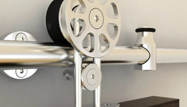 high quality stainless steel sliding dooor hardware