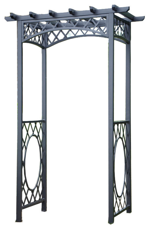 high slim aluminum gazebo kit