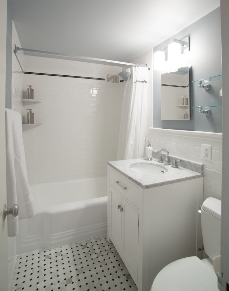Small Bathroom Remodels to Take a Peek At | Decohoms