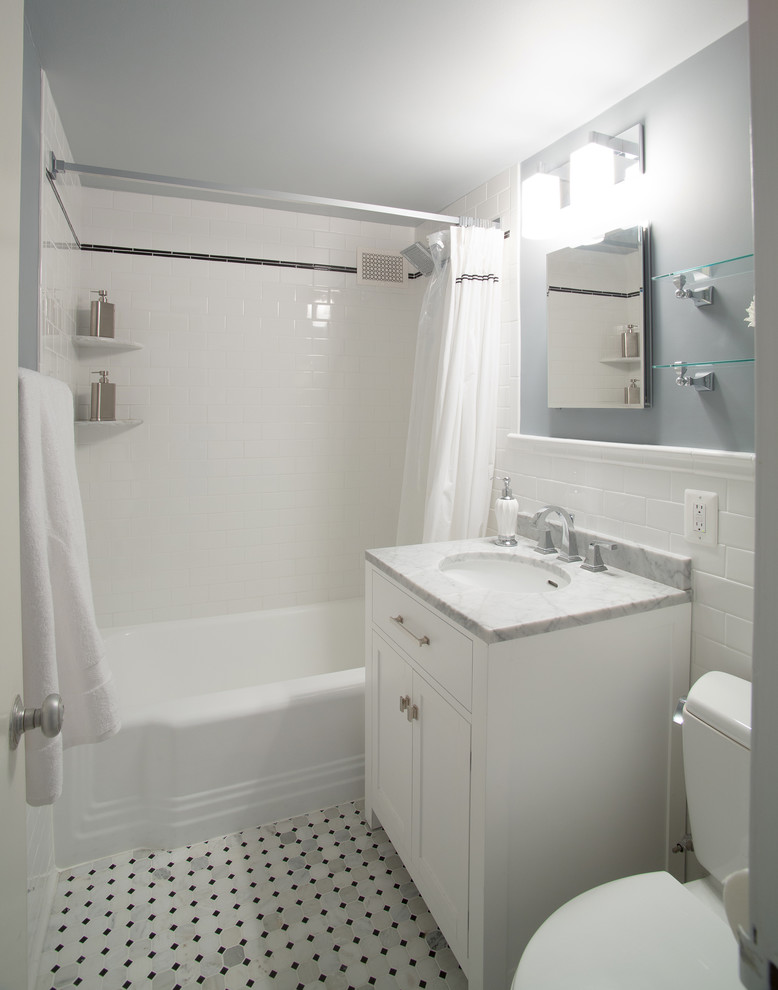 Small Bathroom Remodels To Take A Peek At Decohoms - Small-bathroom-remodels