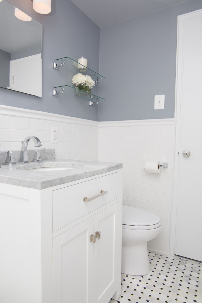 Small bathroom remodels to take a peek at decohoms for Small bath redo