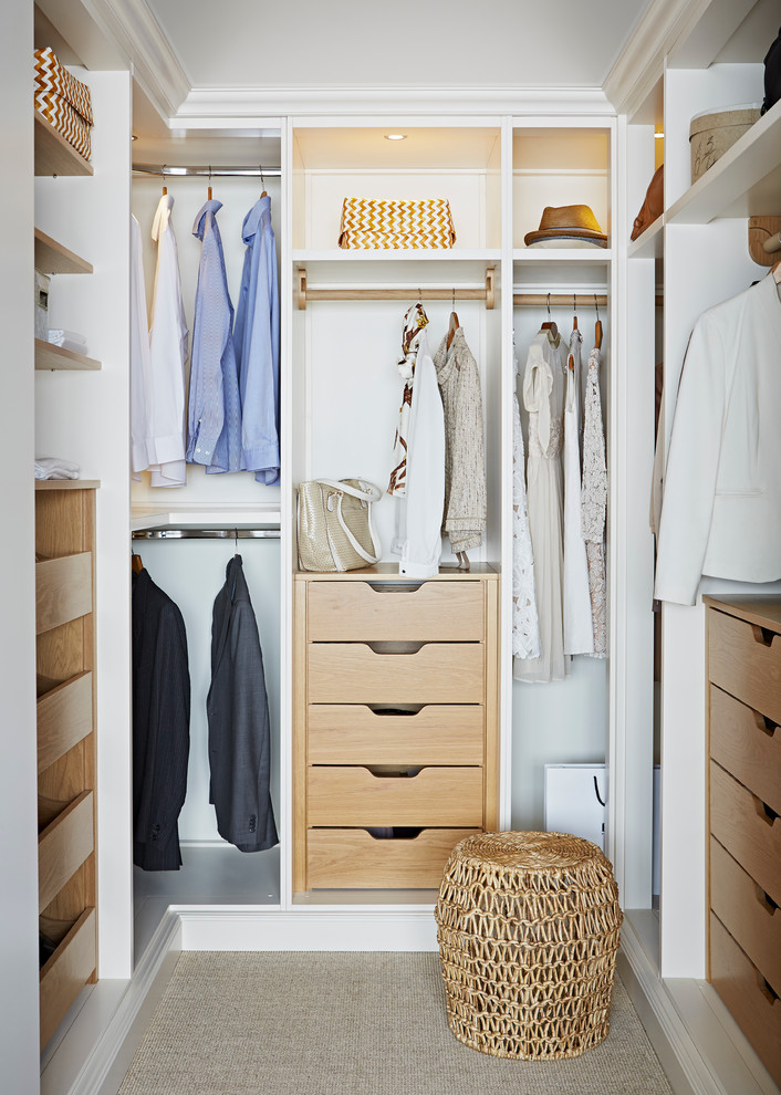 how to build a small closet