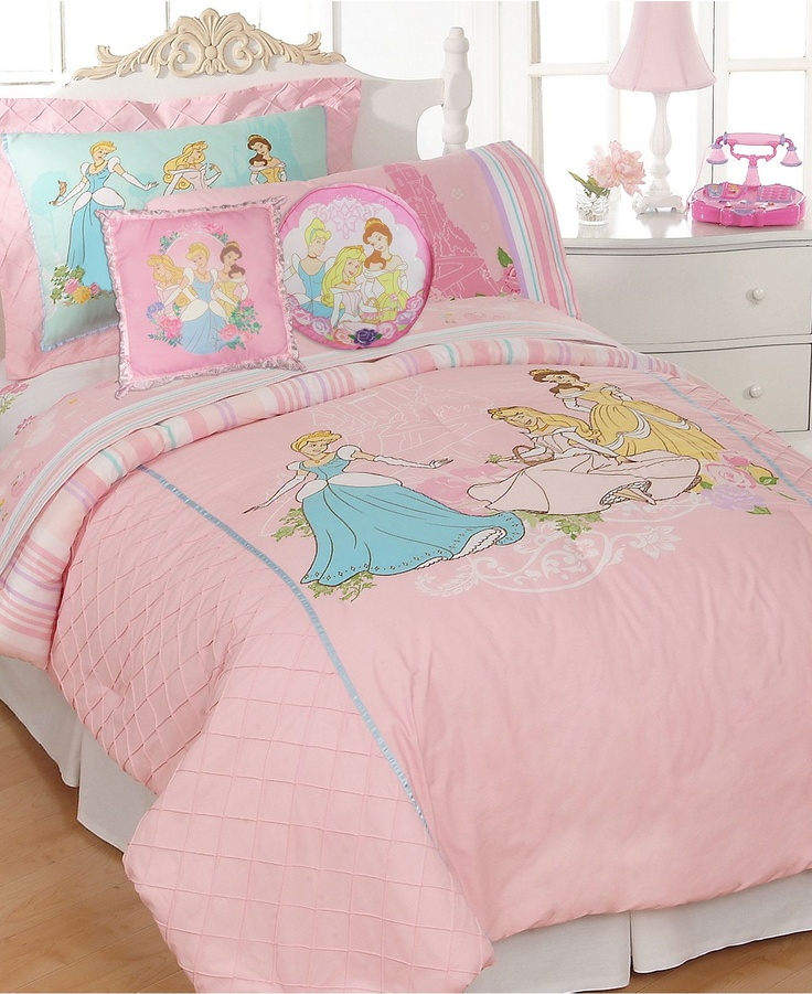 Disney princess twin bedding set for a wonderful gift for Pink princess bedroom