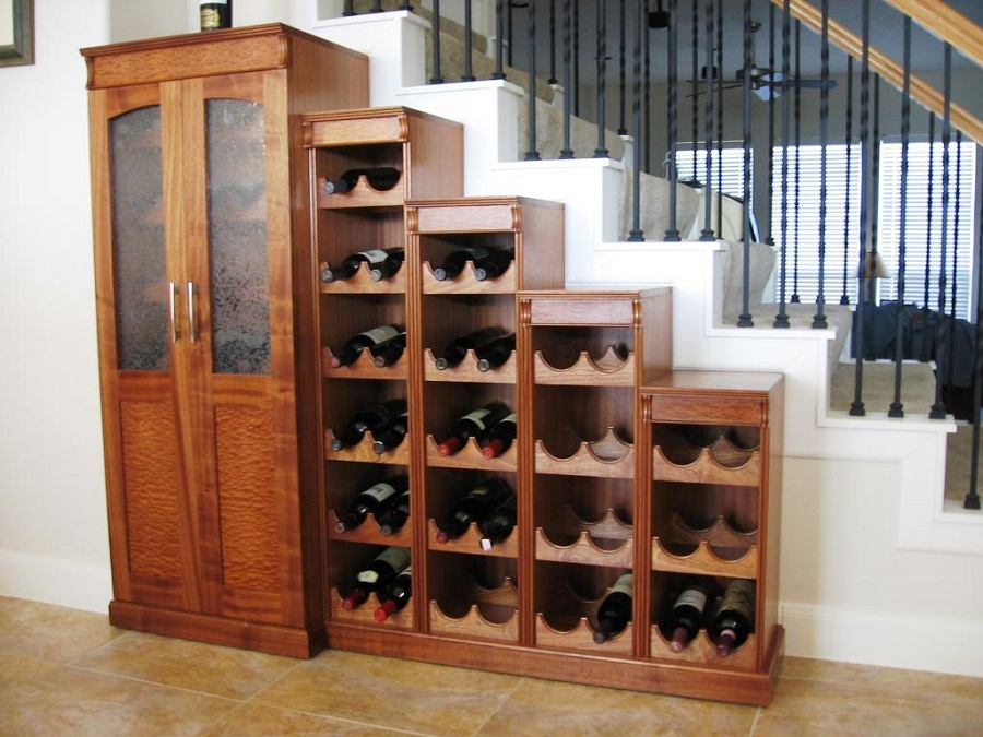 wooden liquor cabinet and bar - Liquor Cabinet Furniture