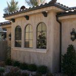 Mediterranean Exterior Idea With Mediterranean Styled Exterior Windows