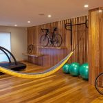 bike rack for apartment bikes ceiling lamps wooden floor wood hammock balls shelves wooden wall