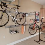 bike rack for apartment wall rack metal backless chair picture storage item bikes helmets shoes interior