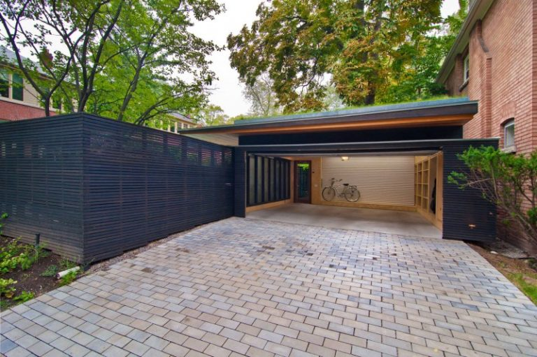 Ingenious Ideas Of Dark Garage Doors Decohoms