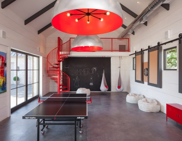 Bring All The Fun In The Game Room Decohoms