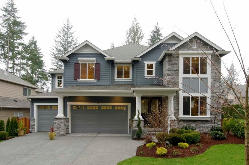 Stunning homes to get ideas for hill country house plans for Exterior stones for homes