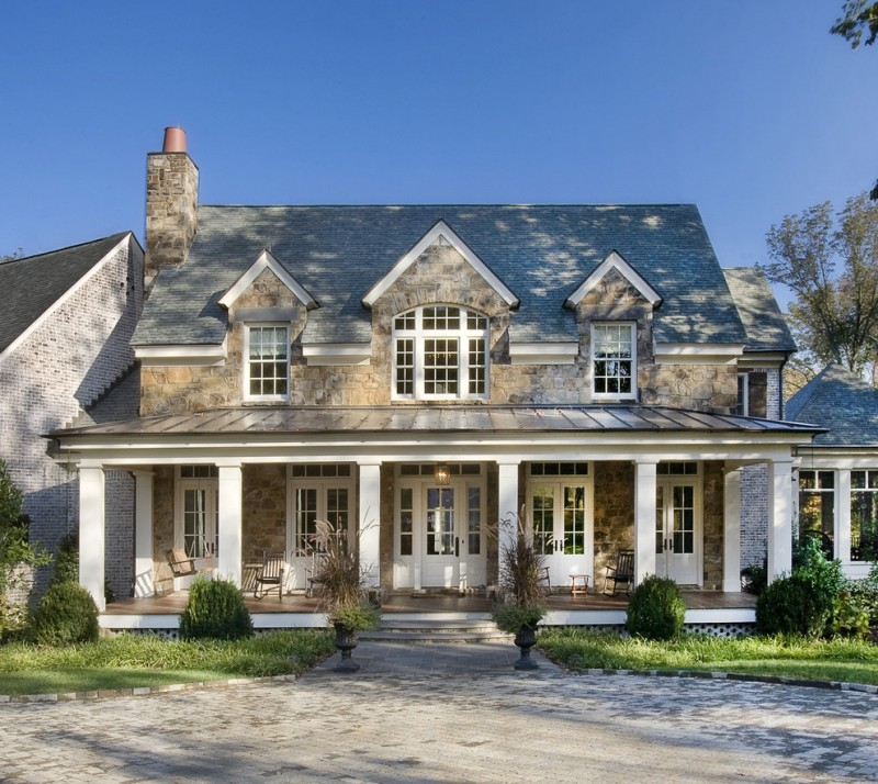 Stunning Homes To Get Ideas For Hill Country House Plans