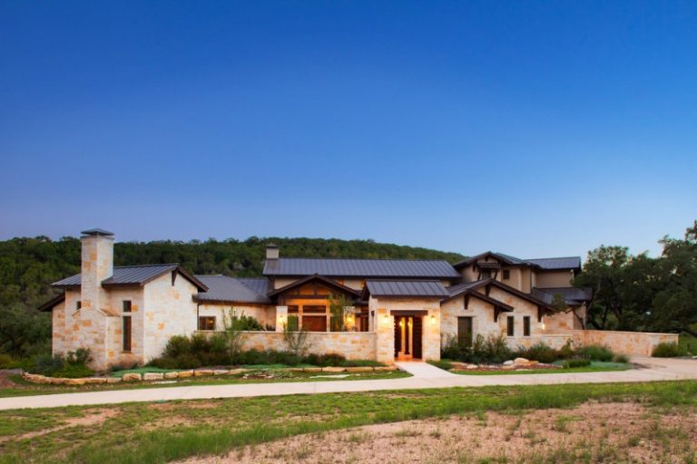 Stunning Homes to Get Ideas for Hill Country House Plans From | Decohoms