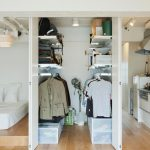 Industrial Walk In Closet For Men