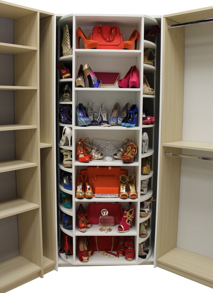 Dozens of walk in closet organizers lowes decohoms Pictures of closet organizers