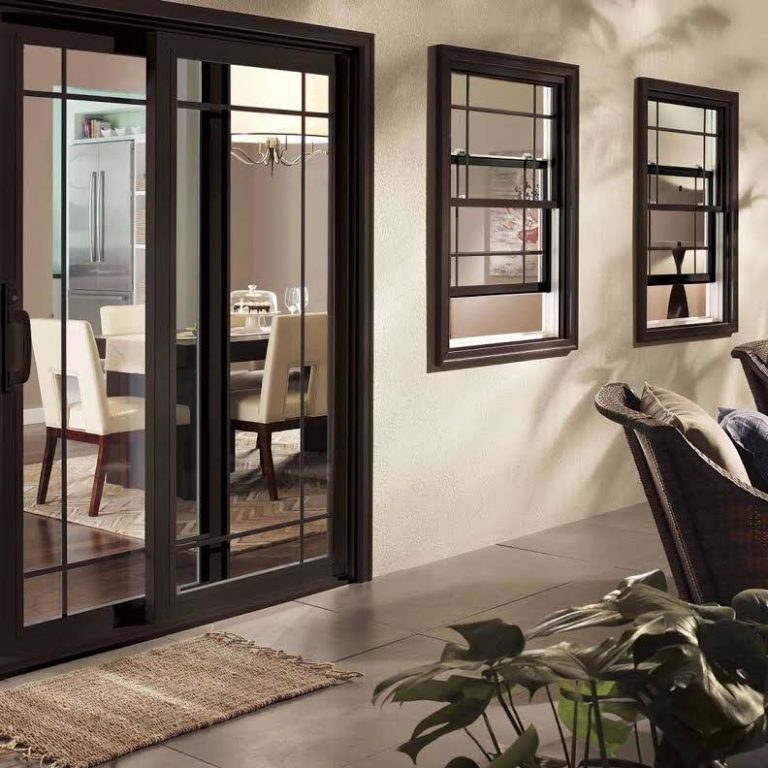 Open Your Room To Outdoor View With Patio Doors Decohoms