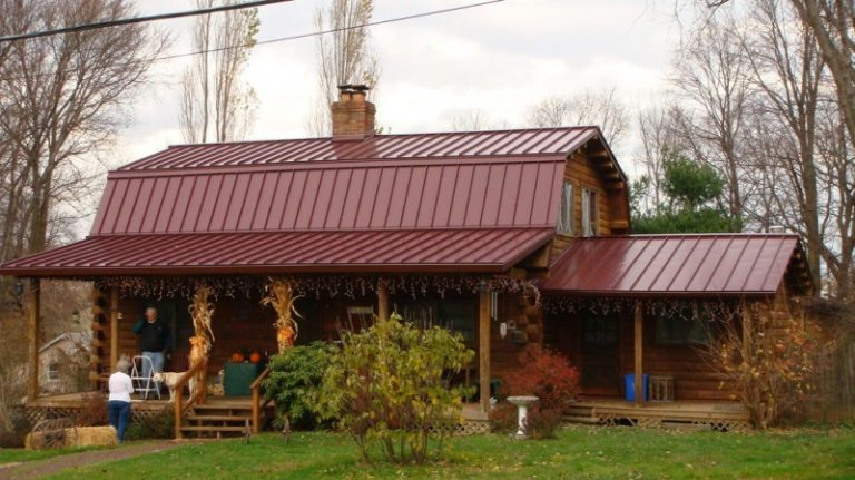 Splendid Ideas Of Houses With Red Roofs Decohoms