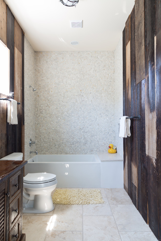 white marble tiles floors white natural stones tiles for shower shabby black bargeboard walls white toilet smooth and textured beige rug