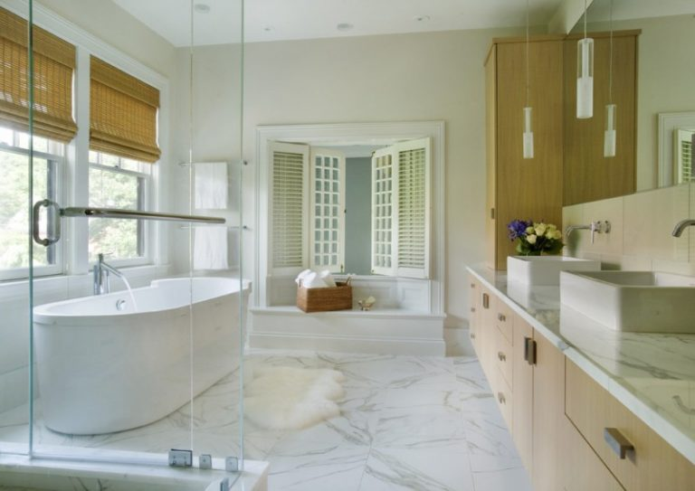 Choosing the Right Tile for Your Bathroom | Decohoms