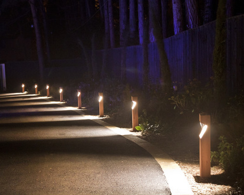 10 divine ideas of driveway lighting