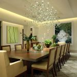 contemporary lighting fixures with small stars pendants