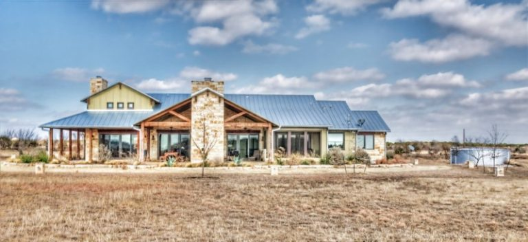 rustic charm of 10 best texas hill country home plans | decohoms