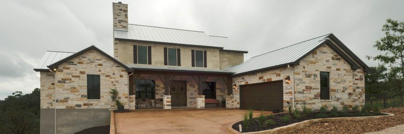 Rustic charm of 10 best texas hill country home plans for Custom country home plans
