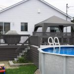 deck skirt in deep grey for patio within deck grey shading for patio grey railings for deck grey lattice patio divider mid size outdoor pool