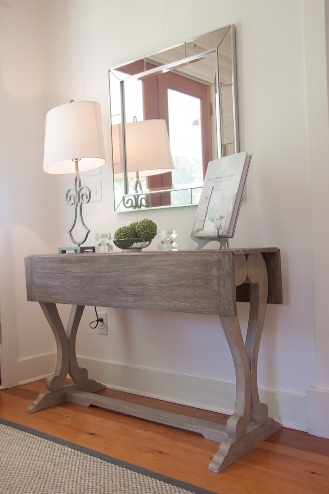 Enviable Mirrored Entryway Table Decohoms