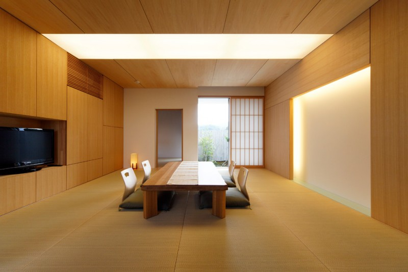 floor seating dining room impressive lighting unique floor chairs shoji door wood