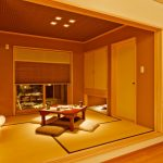 Floor Seating Dining Table Ceiling Lamps Lighting Doors Tatami Lovely Lighting