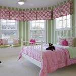 girsl bedding plain carpet unique bed design pink and green bedroom color setting bench lovely curved room