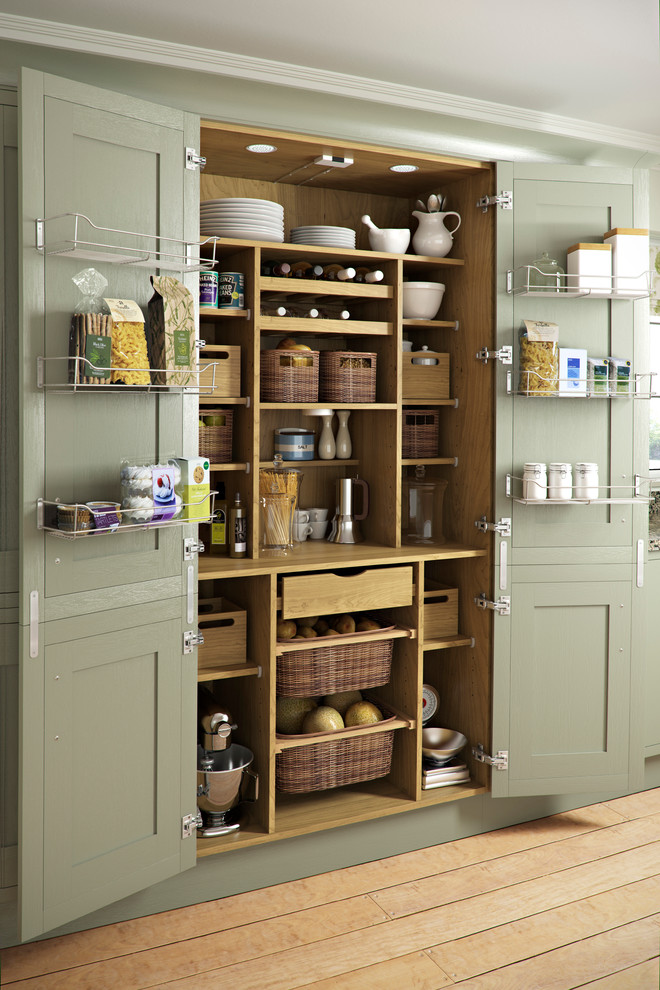 modern kitchen cupboard design hardwood floor door storage shelves traditional kitchen lights