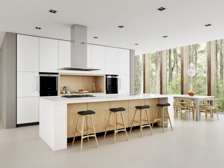 Appealing Modern Kitchen Cupboard Designs To Get Inspirations From Decohoms