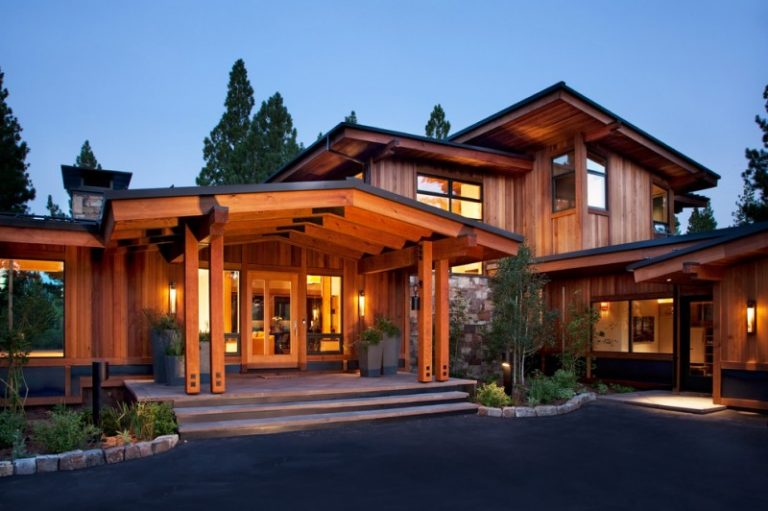 cool modern simple wooden house designs to be inspired by decohoms rh decohoms com