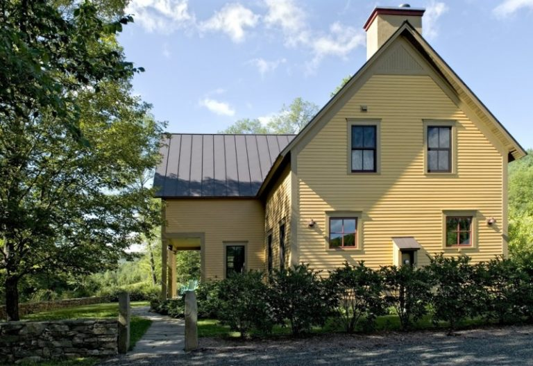 Most Beautiful Exterior Of House Color Combinations To