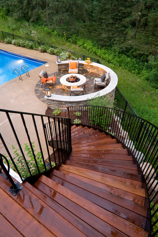 outdoor metal railing with flower design ideas stairs chairs table pool railings