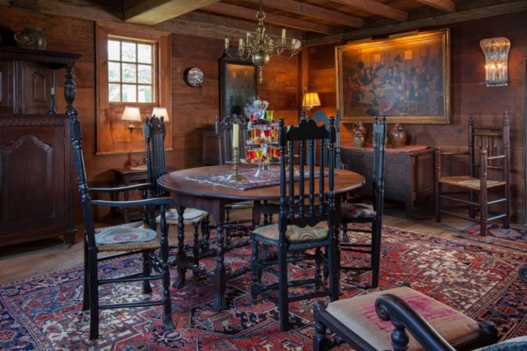 Country Themes For Your Dining Rooms Decohoms