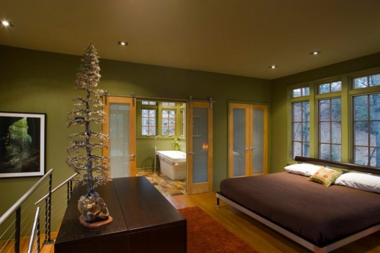 Cool Simple Glass Door for Bedroom Options for You | Decohoms