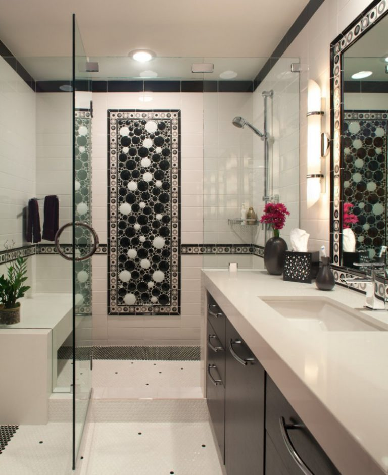 Choosing The Right Tile For Your Bathroom Decohoms