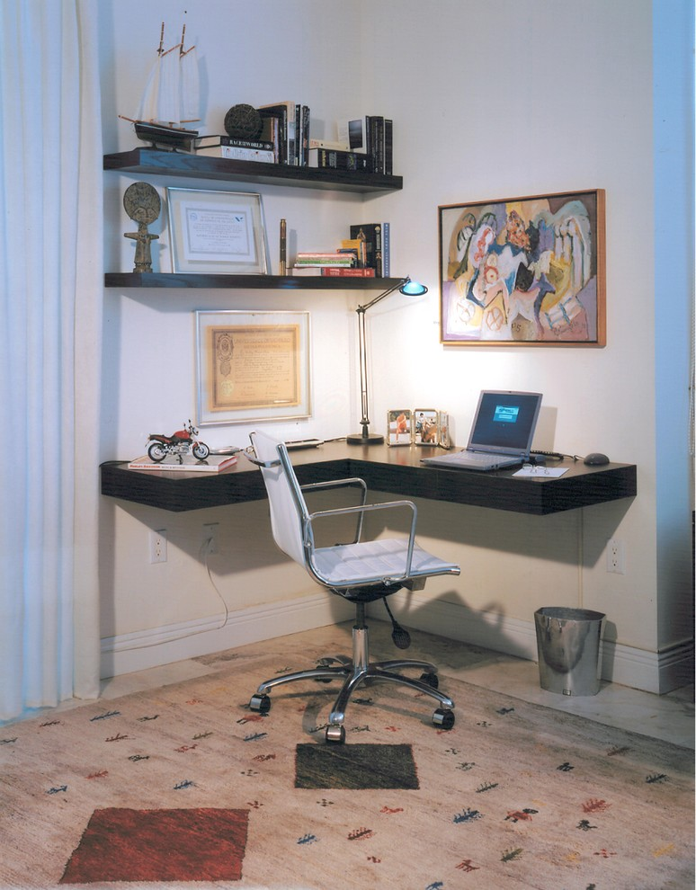 Very Cool Wall Computer Table Choices To Pick From Decohoms