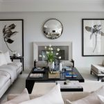 wall hangings for living room simple & artistic sofa pillows paintings curtain lamps contemporary carpet table flowers