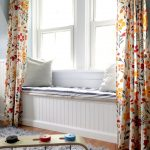 window design for small house carpet wood floor bench windows contemporary kids room pillows curtains